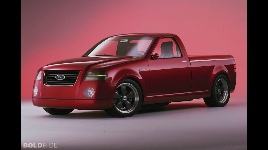 Ford F-150 Lightning Rod Concept