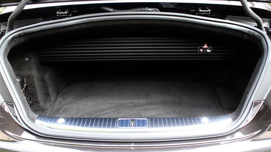 2017 Mercedes-Benz S-Class Cabriolet: First Drive