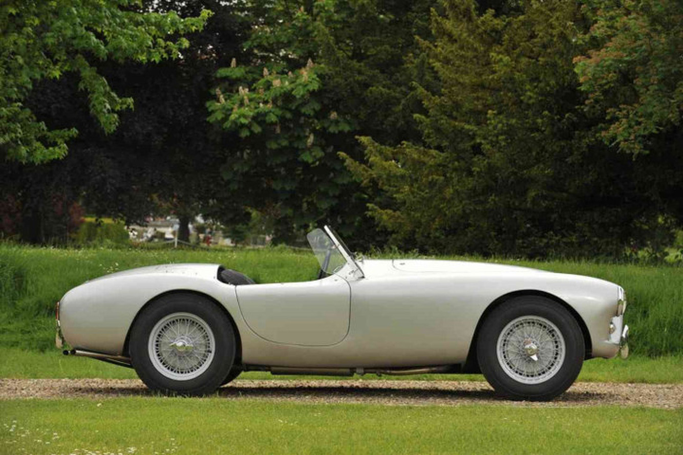 AC Ace Roadster: The Rosetta Stone of Sports Cars?