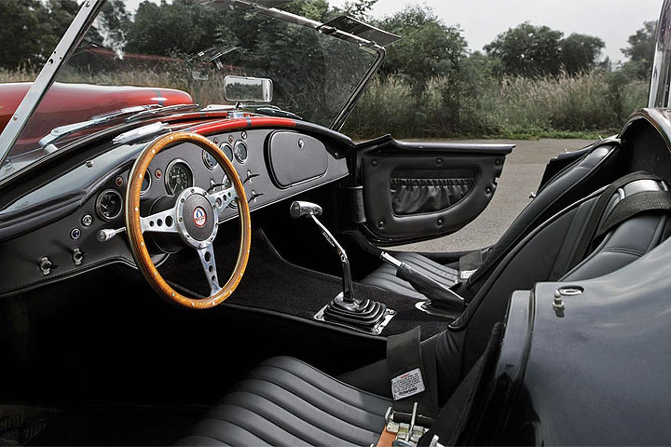 German-Born Ultimate Shelby Cobra Replica Makes 1,100HP