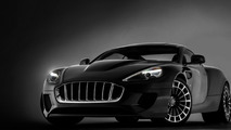 Kahn Vengeance based on Aston Martin DB9
