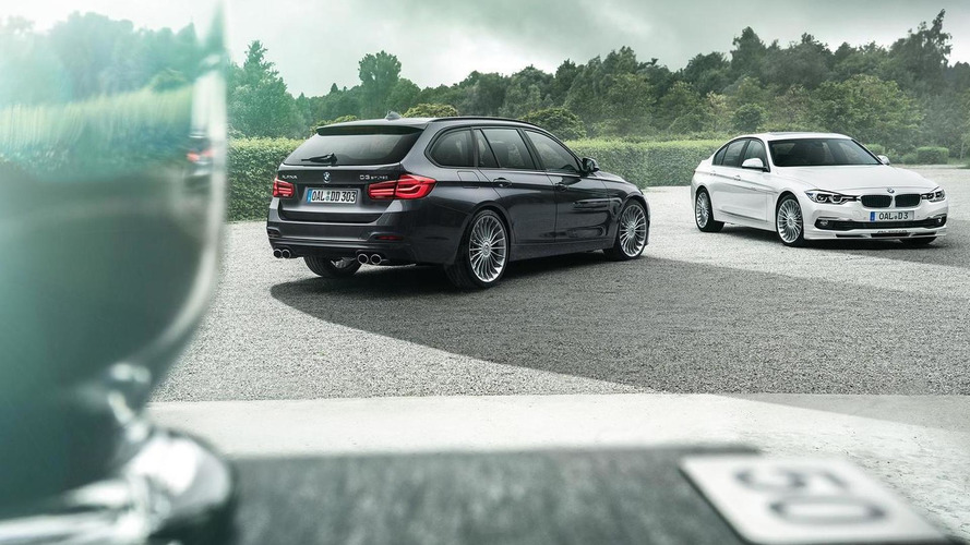 Alpina D3 Bi-Turbo gets a subtle facelift