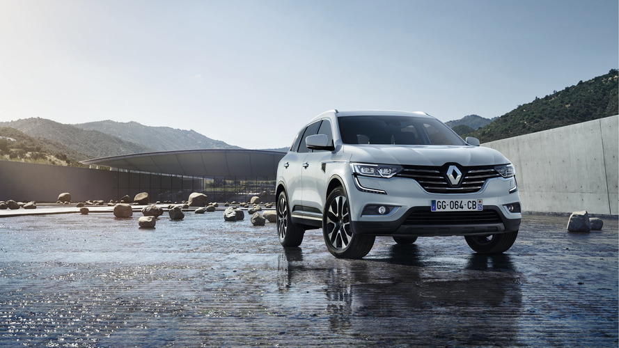 Group Renault's revamped lineup boosts first-half profit by almost 41 percent