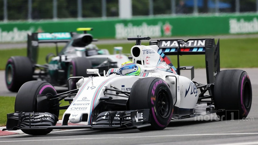 Felipe Massa: Crashes and comebacks in Canada