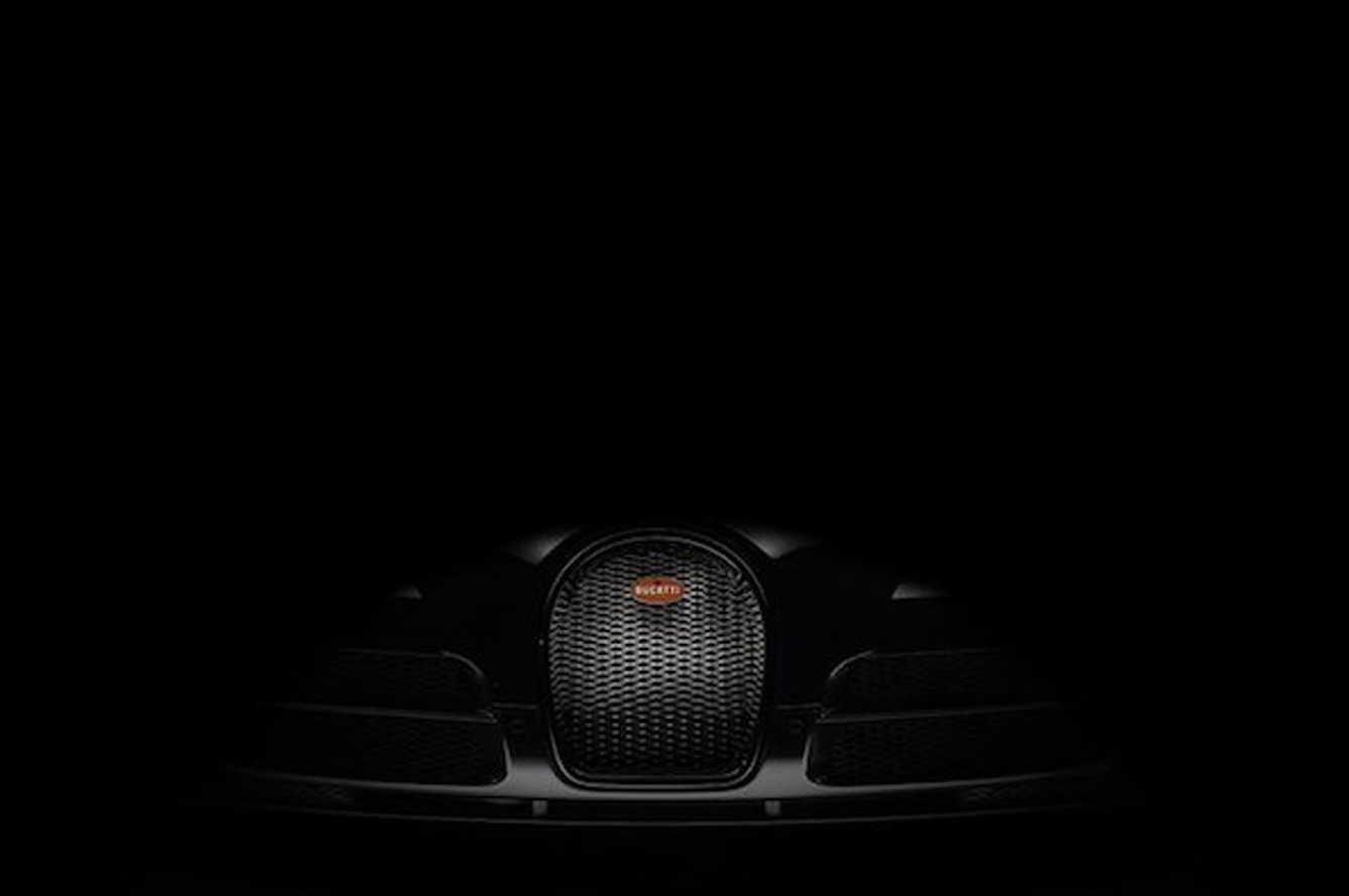 Bugatti Teases Legend Edition Veyron for Frankfurt