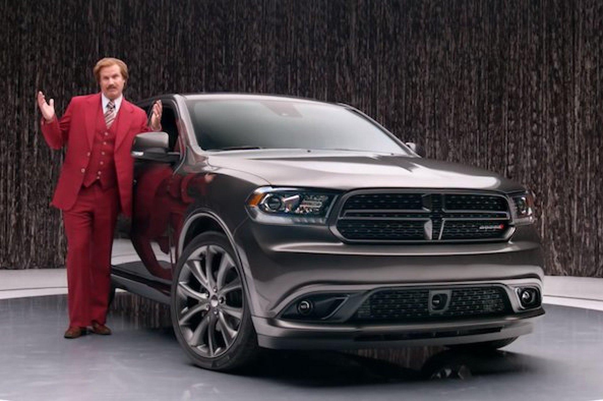 Ron Burgundy Dodge Durango Ads Viewed 2.7M Times [w/video]