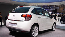 2013 Citroen C3 facelift at 2013 Geneva Motor Show
