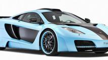 Hamann blue memoR McLaren 12C