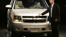 2007 Chevrolet Tahoe Introduced