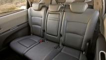 Subaru B9 Tribeca Interior