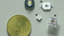 LED components - See caption in article