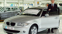 BMW Plant Regensburg turns out 3 millionth car