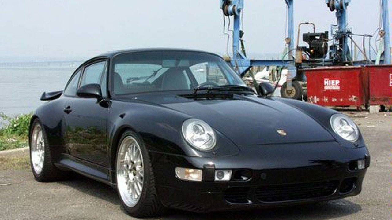 Porsche 993 Twin Turbo