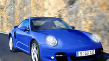 New Porsche 911 turbo artist rendering