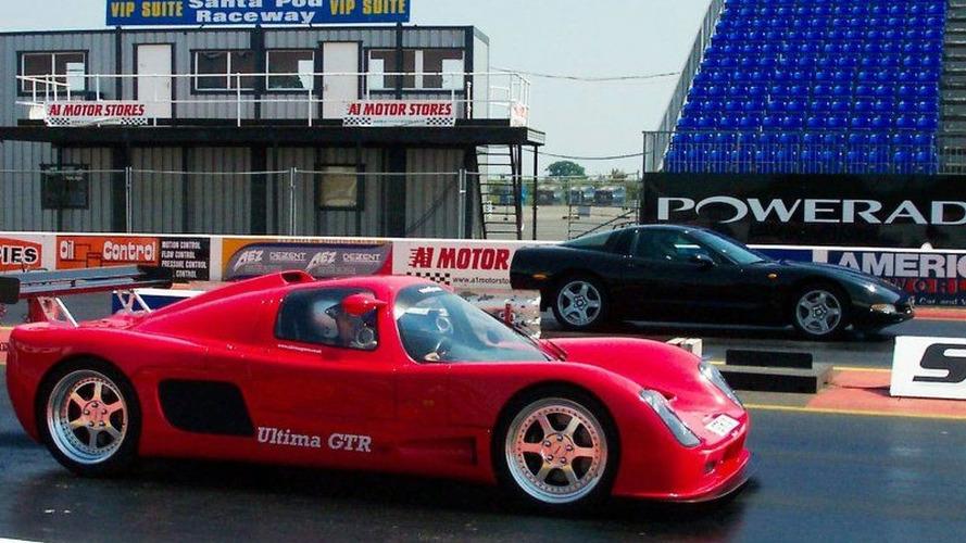Ultima GTR Sets New World Record