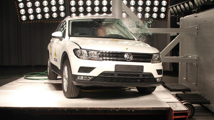 Euro NCAP divulga prêmio com os melhores carros do ano em cada categoria