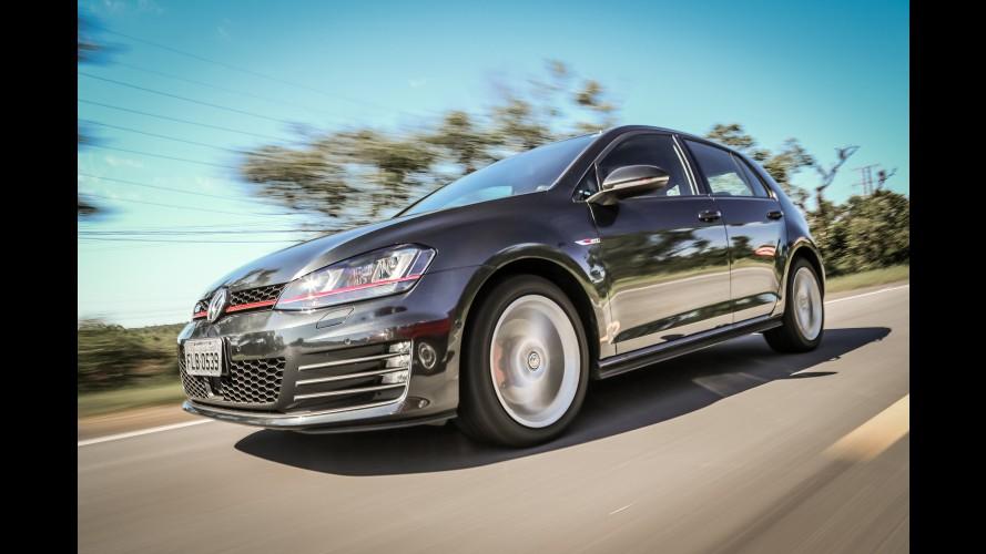 Veja a nova tabela de preços do VW Golf; versão GTI vai a R$ 114.990