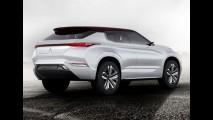 Futurista, Mitsubishi GT-PHEV Concept pode ser a prévia do próximo Outlander