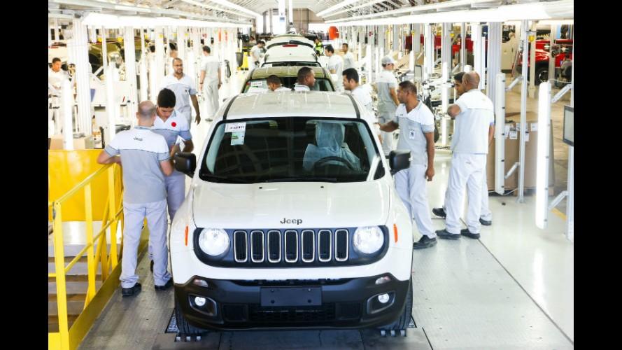Polo Automotivo da Jeep em Pernambuco completa 1º ano de operações