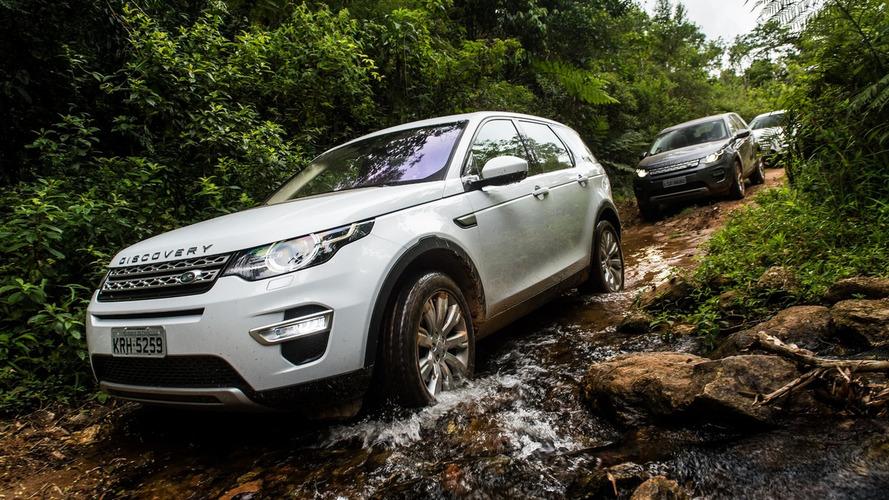 Recall - Land Rover Discovery Sport é convocado por falha na suspensão