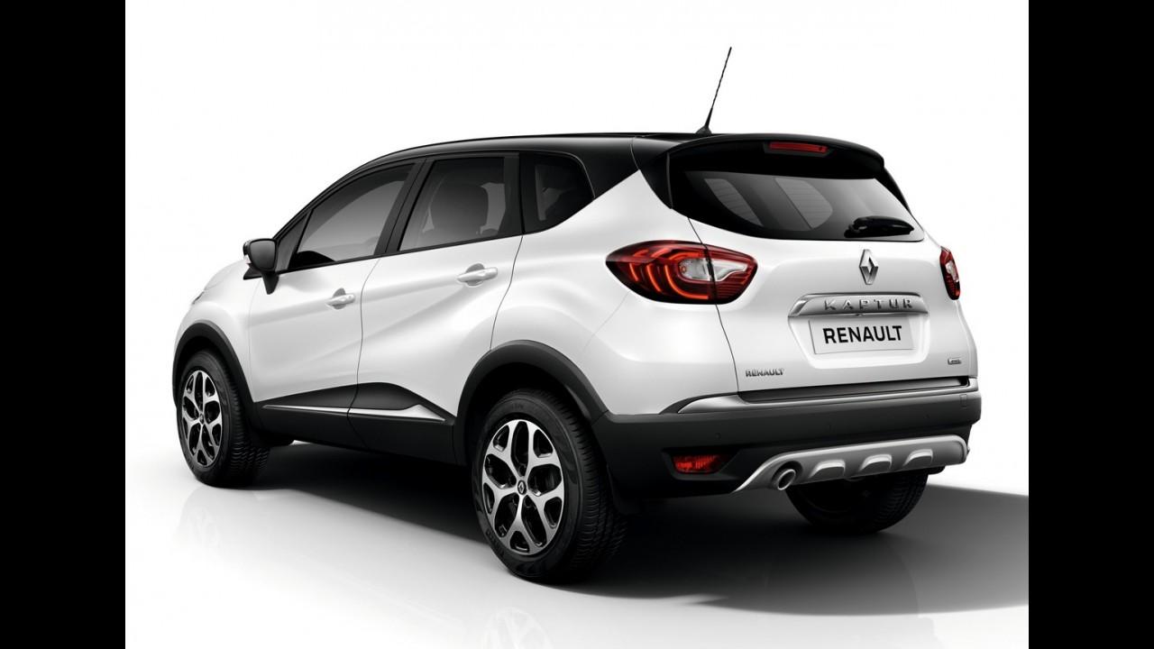 Este é o Renault Kaptur que será produzido no Brasil em 2017 - fotos oficiais