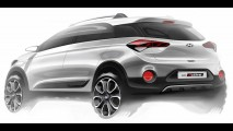 Hyundai antecipa i20 Active, primo rico do HB20X