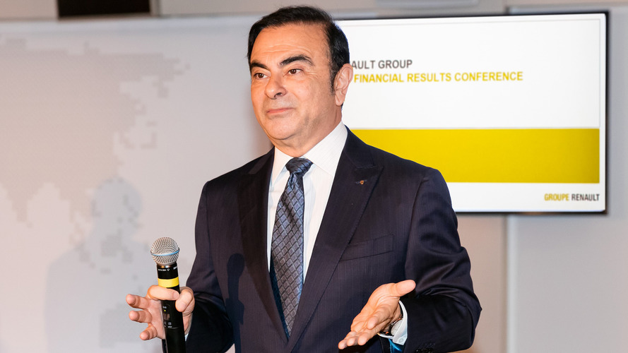 Carlos Ghosn :