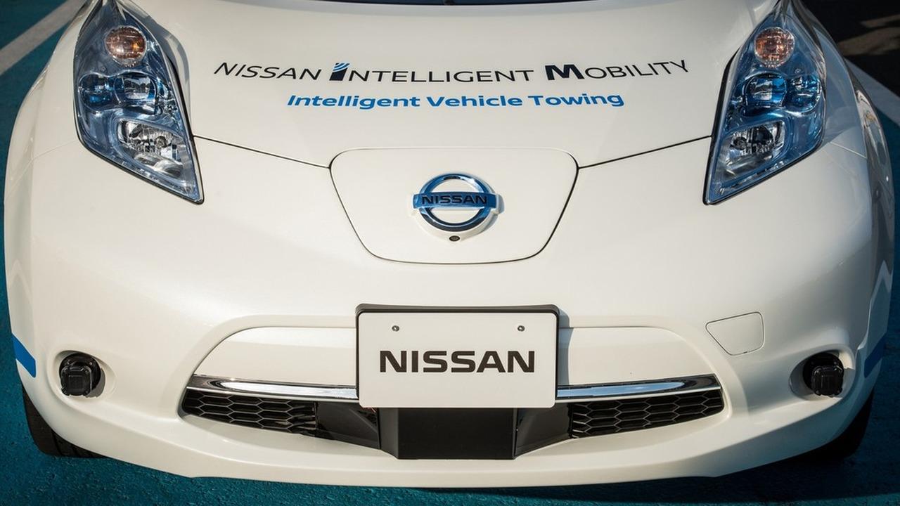 Nissan Leaf autônomo