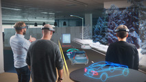 Volvo teams up with Microsoft, shows potential uses of HoloLens [video]