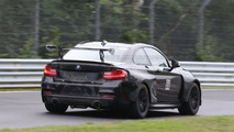 2016 BMW M235i Racing spy photo