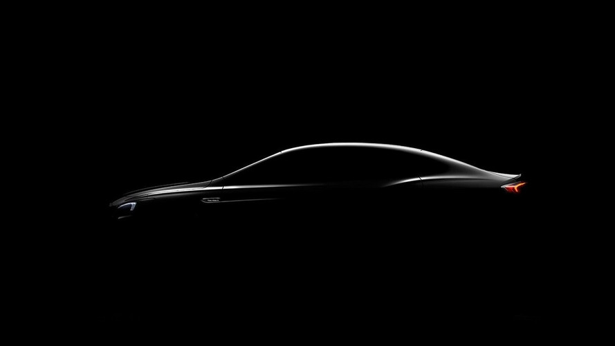 All-new Buick LaCrosse returns in a new teaser image showing sleek side profile