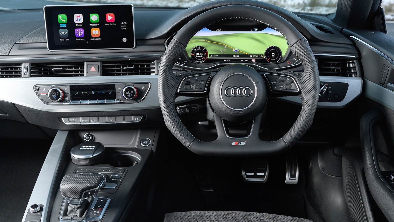 2017 audi a5 sportback review. Black Bedroom Furniture Sets. Home Design Ideas