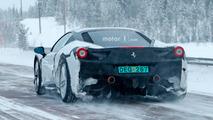 Ferrari 488 Spy Shots