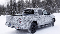 2018 Mercedes X-Class new spy photo