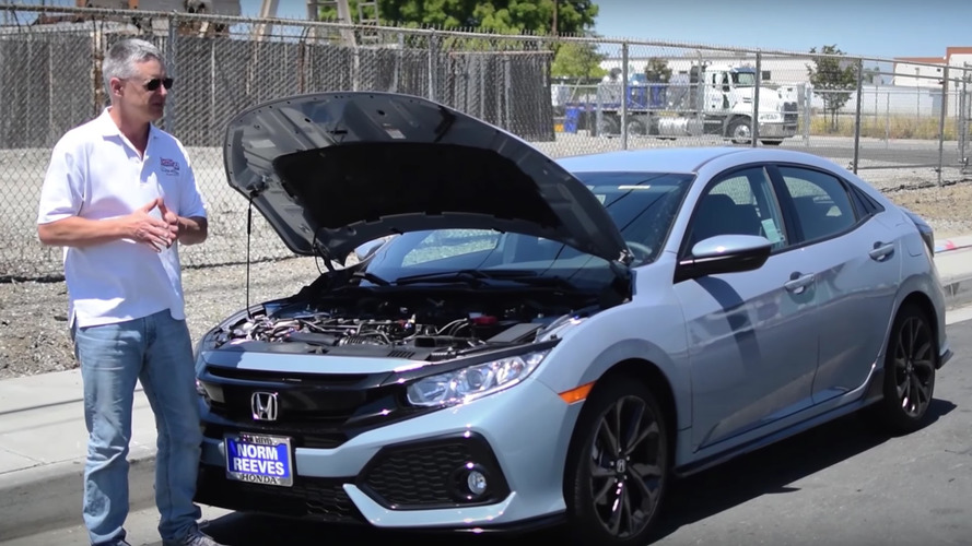 Honda Civic Tune Offers More Power Than New Si