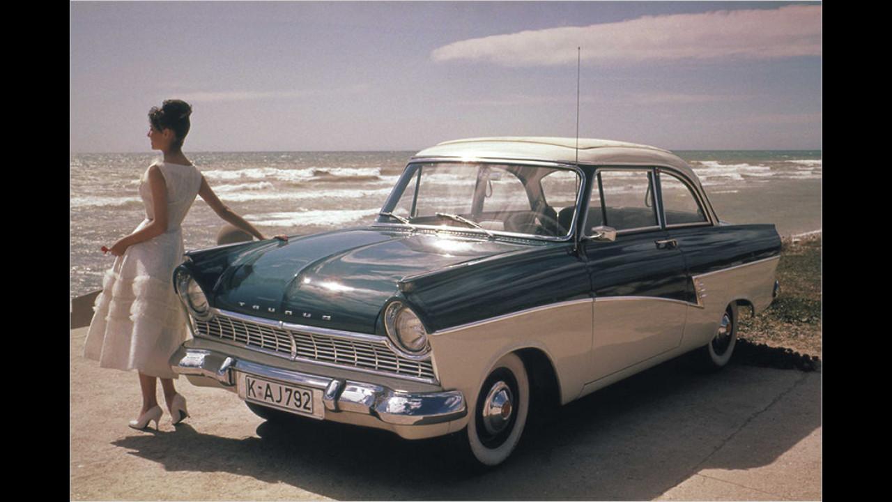 Ford Taunus 17M (P2) (1957)
