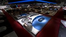 2017 Cenevre Otomobil Fuarı Bugatti Standı