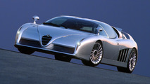 1997 Alfa Romeo Scighera concept