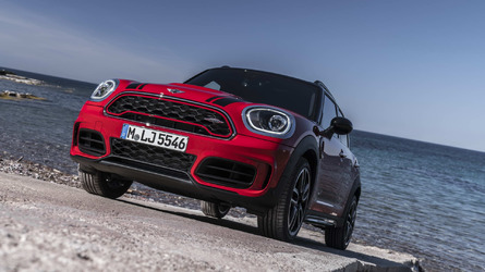 2017 Mini John Cooper Works Countryman first drive