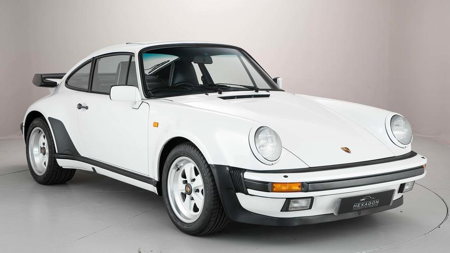 Deux Porsche 911 Supersport mises en vente