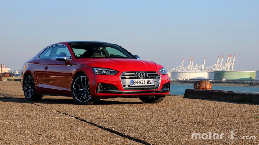 Essai Audi S5 - Plus le visage est sérieux, plus le sourire est beau