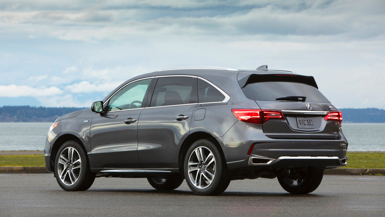 acura adds mdx to models built in ohio. Black Bedroom Furniture Sets. Home Design Ideas