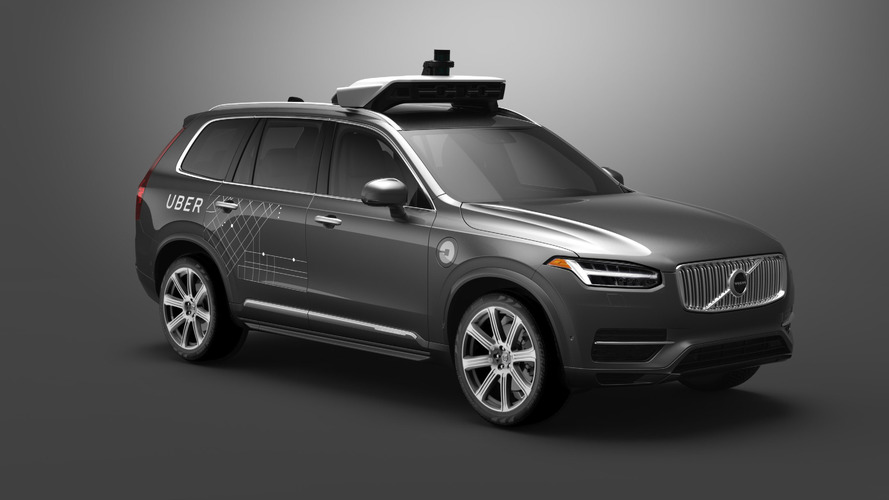 Dashcam Footage Of Fatal Autonomous Uber Crash Released [UPDATE]