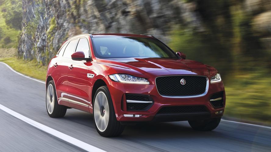 SUVs/crossovers premium - Jaguar F-Pace lidera vendas pela 1ª vez