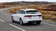 Jaguar XF Sportbrake first look