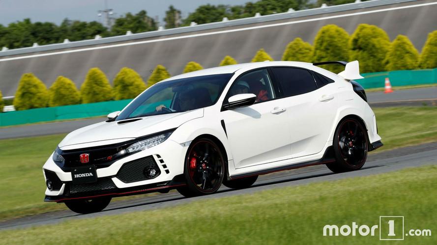 Contato - Novo Honda Civic Type R, o NSX