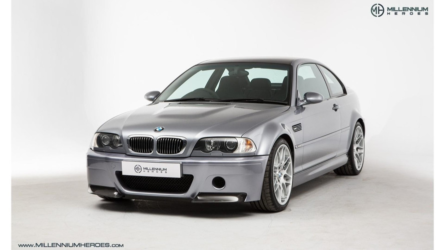 This BMW M3 CSL For Sale Seems Like A Bargain At $57,000