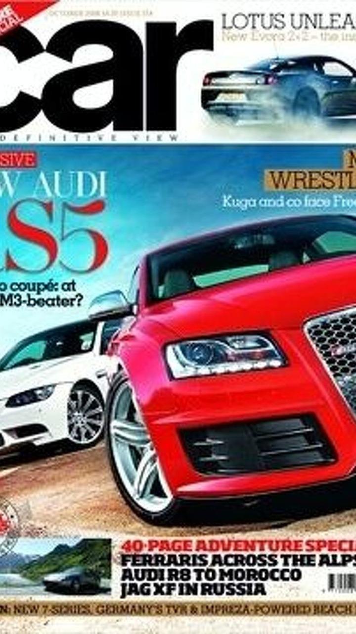2009 Audi RS5?