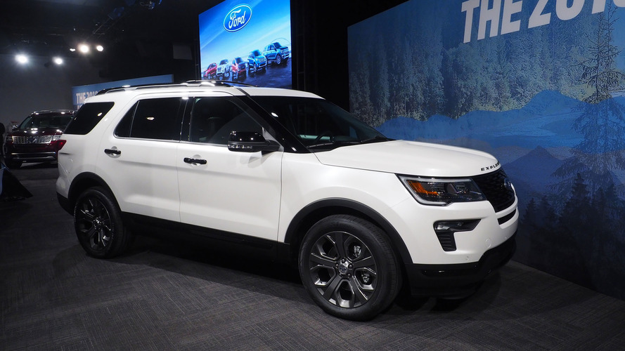 2018 ford updates. delighful 2018 2018 ford explorer updates include more tech safety options throughout ford updates