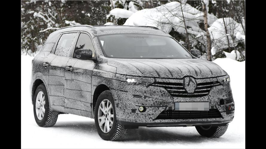 Renault-Koleos-Nachfolger Maxthon kommt noch 2016